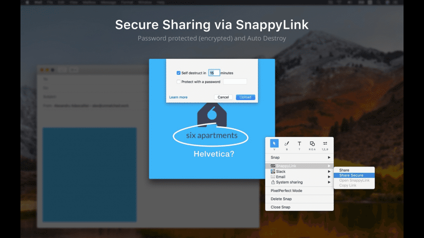 Snappy for Mac - review, screenshots