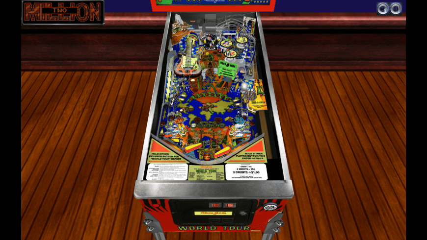 Pinball Arcade for Mac - review, screenshots