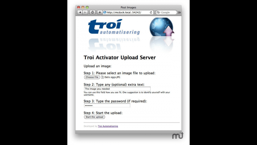 Troi Activator for Mac - review, screenshots