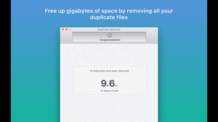 Duplicate Detective for Mac - review, screenshots