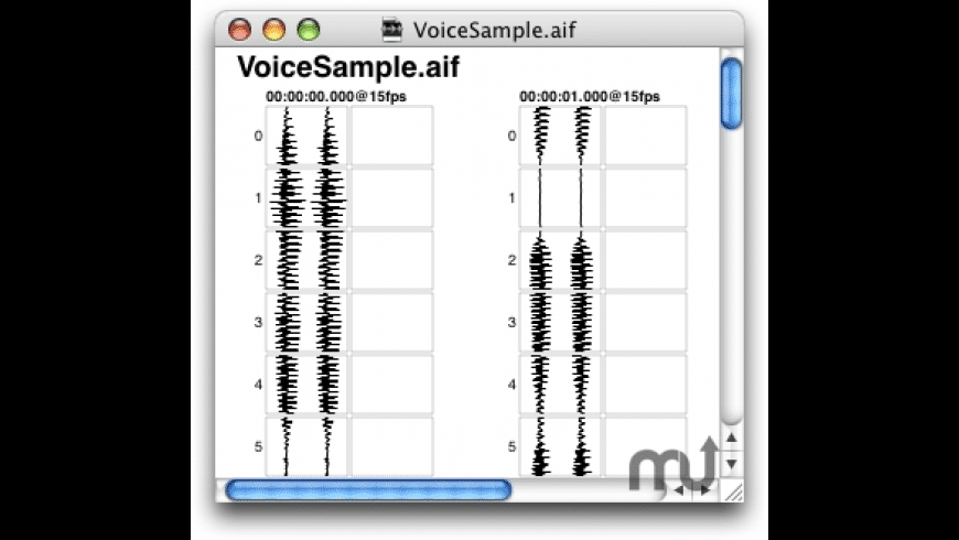 SoundFrames for Mac - review, screenshots