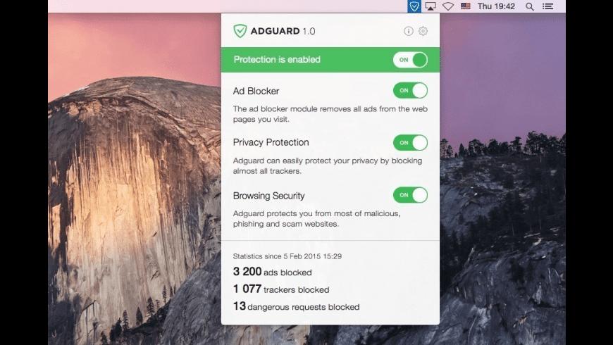 Adguard for Mac - review, screenshots