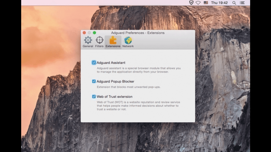 Adguard for Mac - review, screenshots