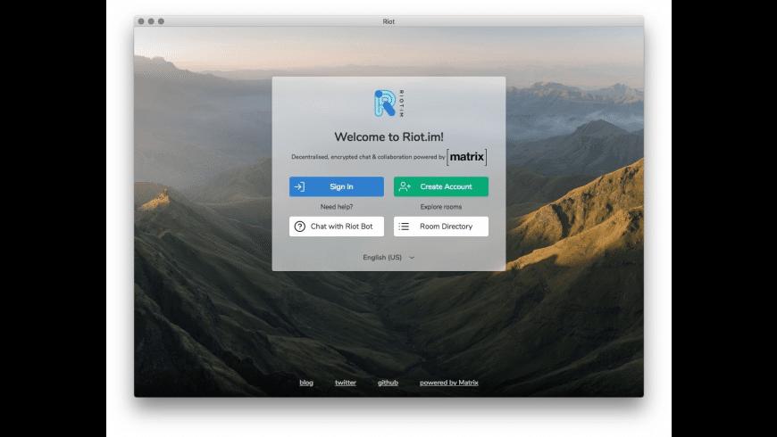 Riot for Mac - review, screenshots