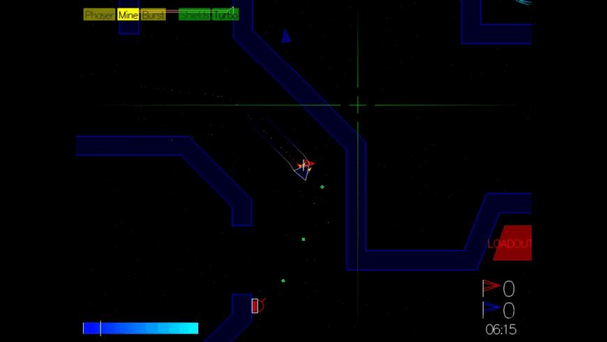 Bitfighter for Mac - review, screenshots