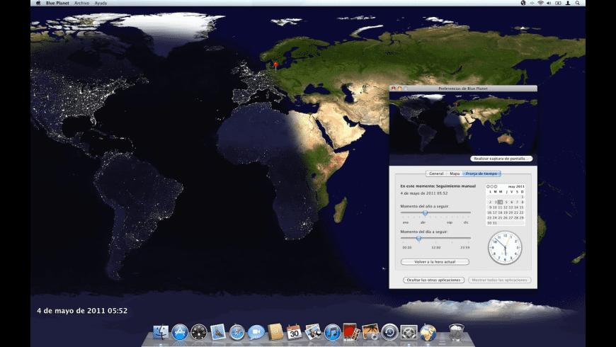 Blue Planet for Mac - review, screenshots