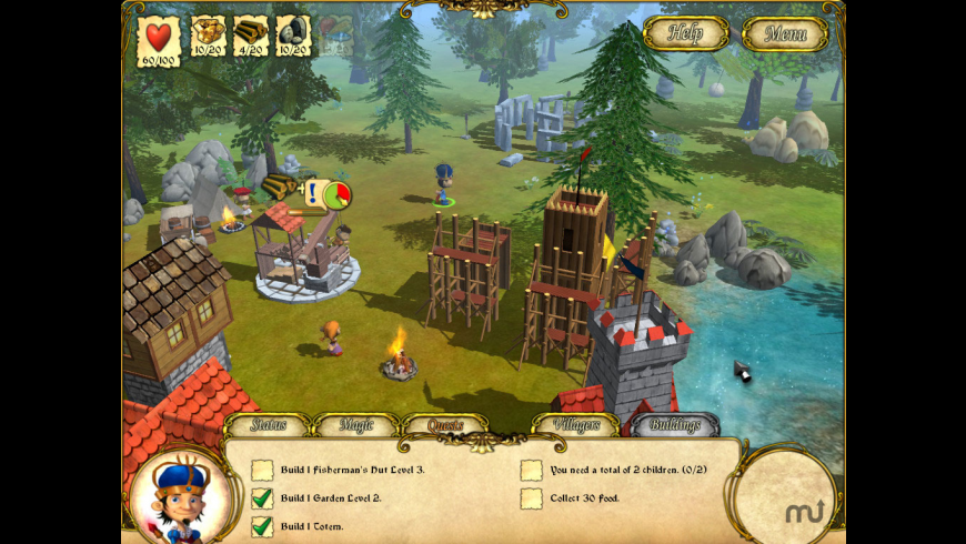 King\'s Legacy for Mac - review, screenshots