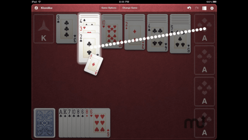 Mondo Solitaire for iPad for Mac - review, screenshots