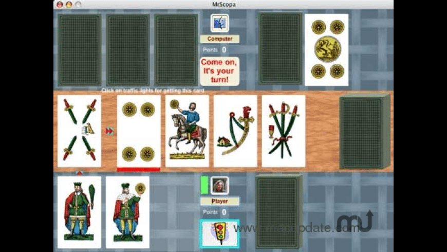 MrScopa for Mac - review, screenshots