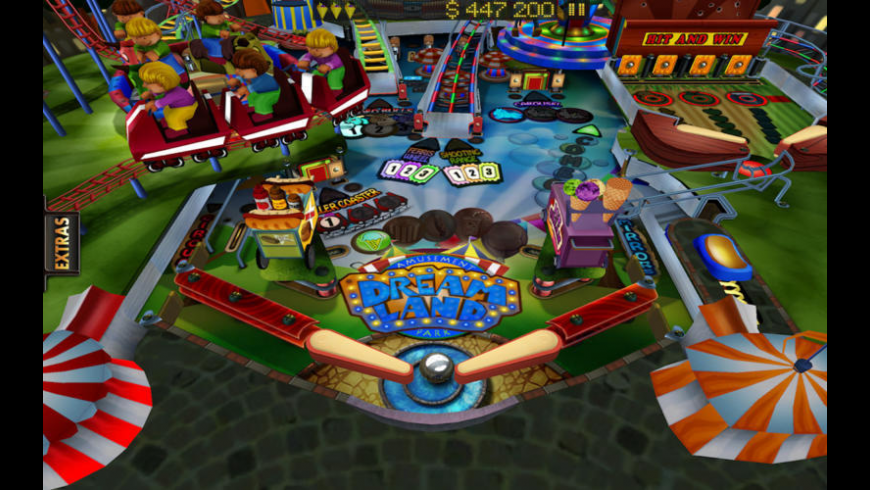 Pinball HD for Mac - review, screenshots