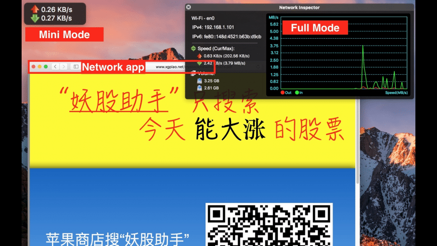 Network Inspector for Mac - review, screenshots