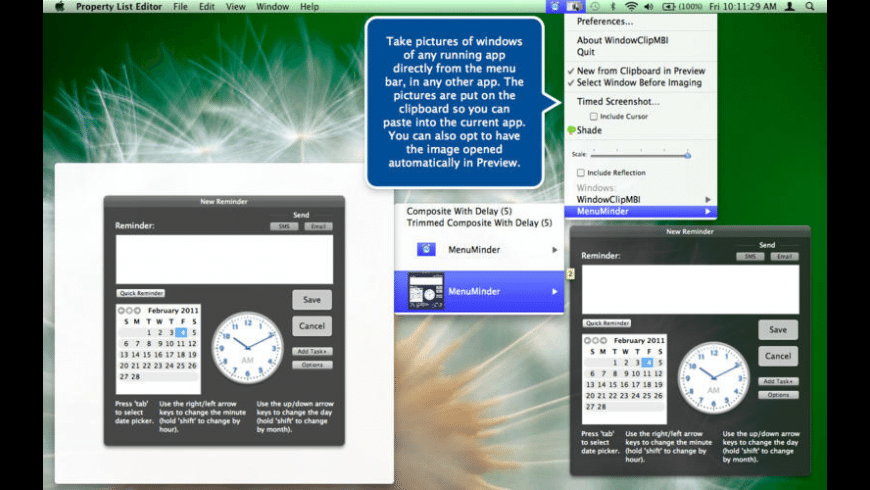 WindowClipMBI for Mac - review, screenshots