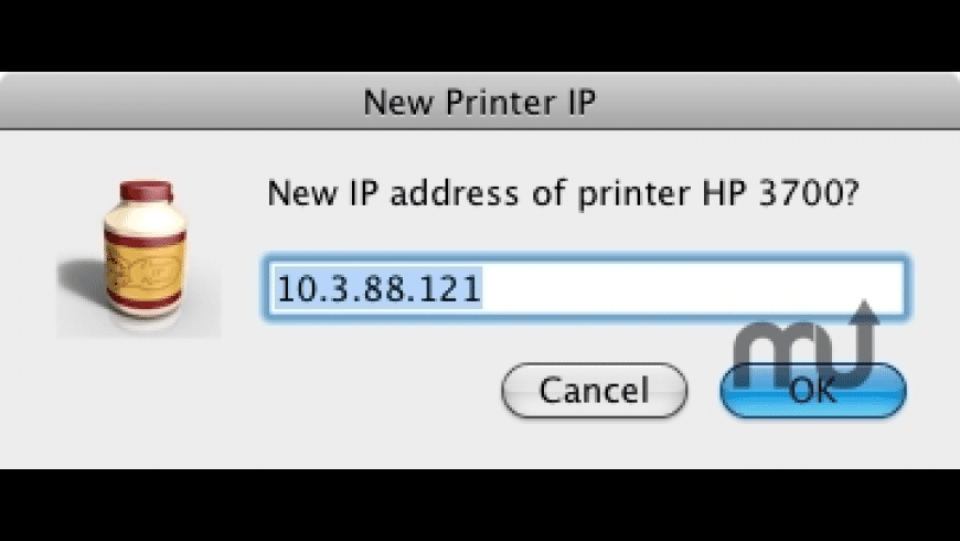 Printer IP Remedy for Mac - review, screenshots