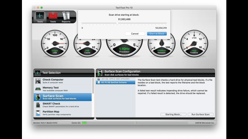 TechTool Pro for Mac - review, screenshots