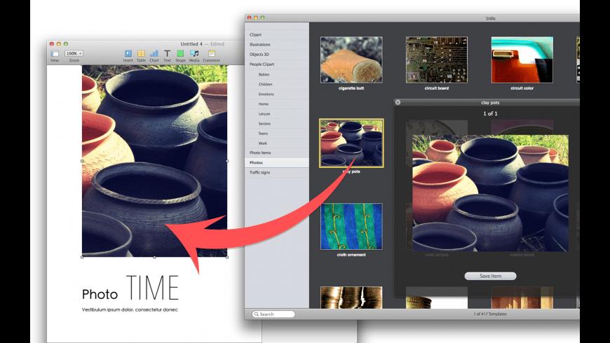 Expert Clipart for Mac - review, screenshots