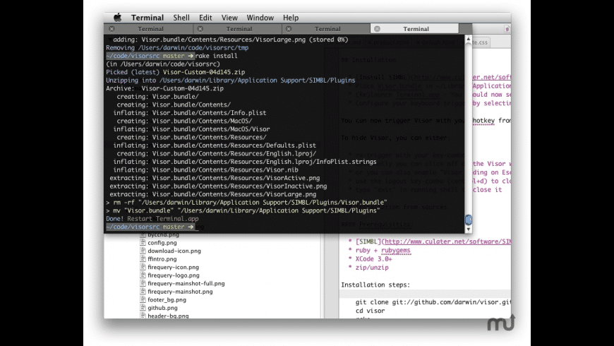 TotalTerminal for Mac - review, screenshots