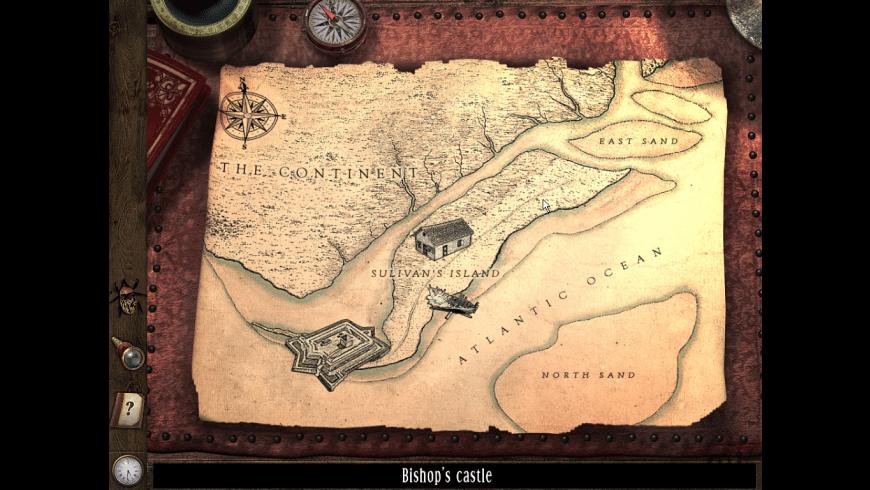 Treasure Island - The Gold Bug for Mac - review, screenshots