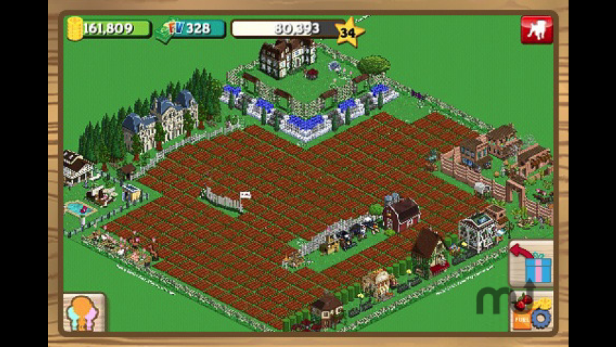 FarmVille by Zynga for Mac - review, screenshots