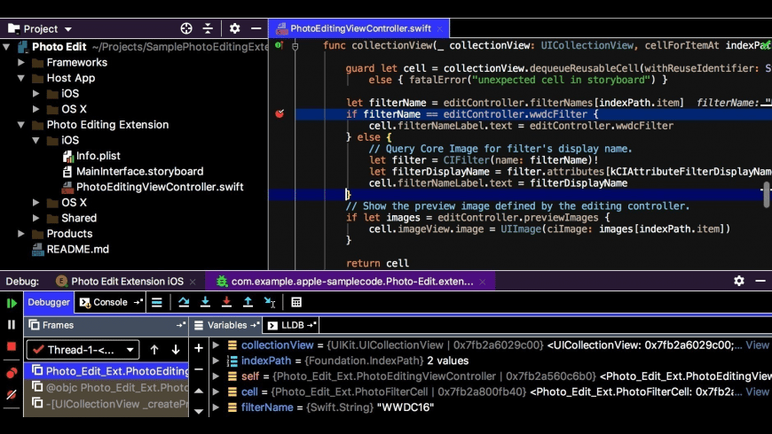 AppCode for Mac - review, screenshots