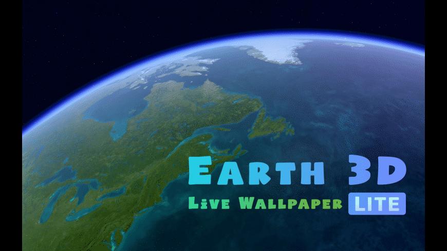 Earth 3D Lite for Mac - review, screenshots