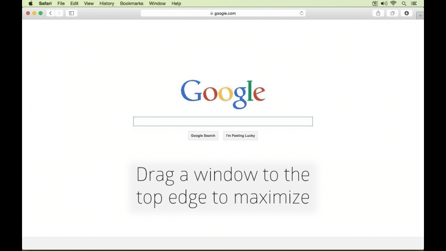 Cinch for Mac - review, screenshots
