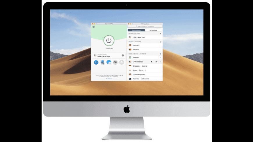 ExpressVPN for Mac - review, screenshots
