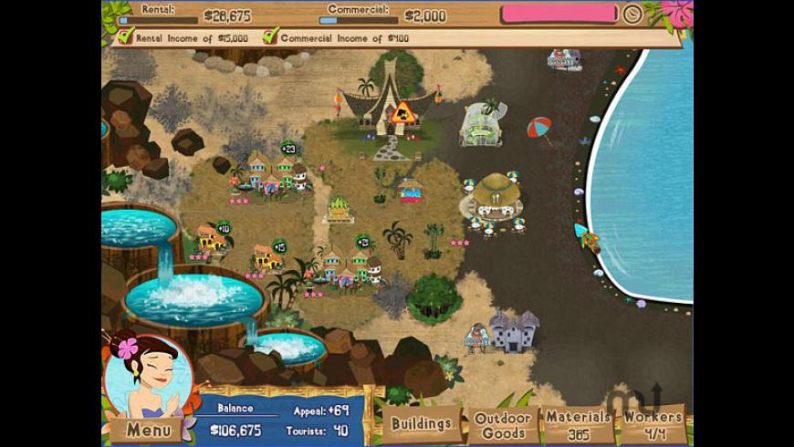 Coconut Queen for Mac - review, screenshots