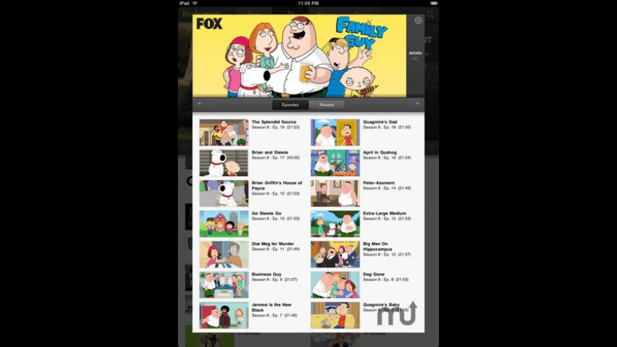 Hulu Plus for Mac - review, screenshots