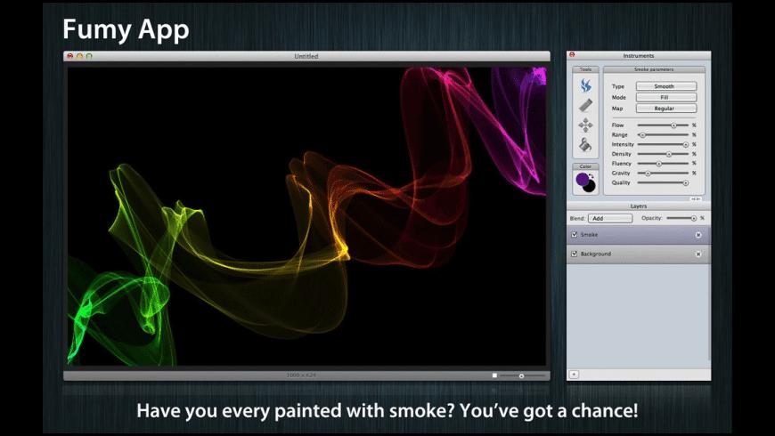 Fumy for Mac - review, screenshots