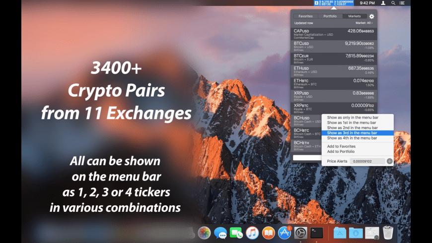 Bitcoin Expert for Mac - review, screenshots