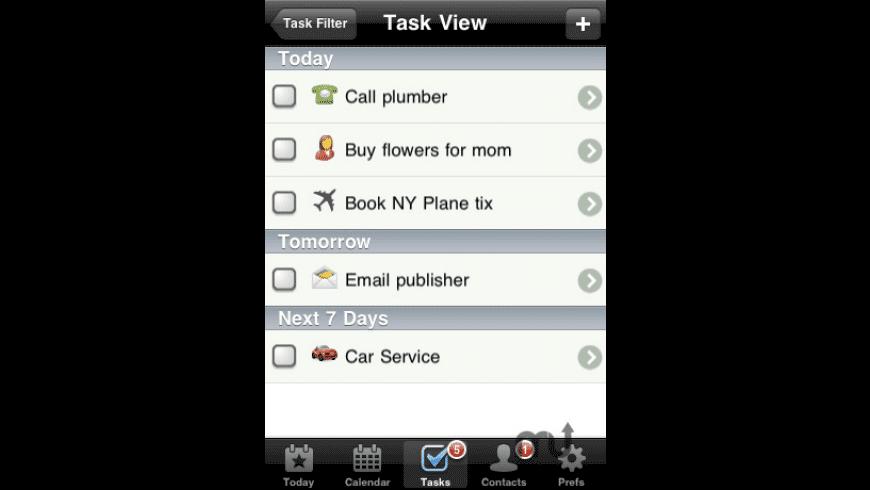 Agendus for Mac - review, screenshots