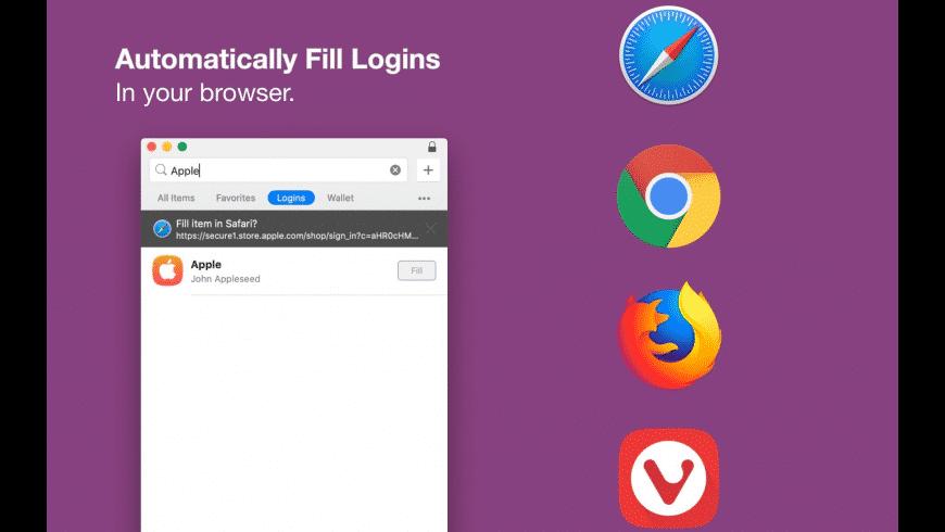 Secrets for Mac - review, screenshots