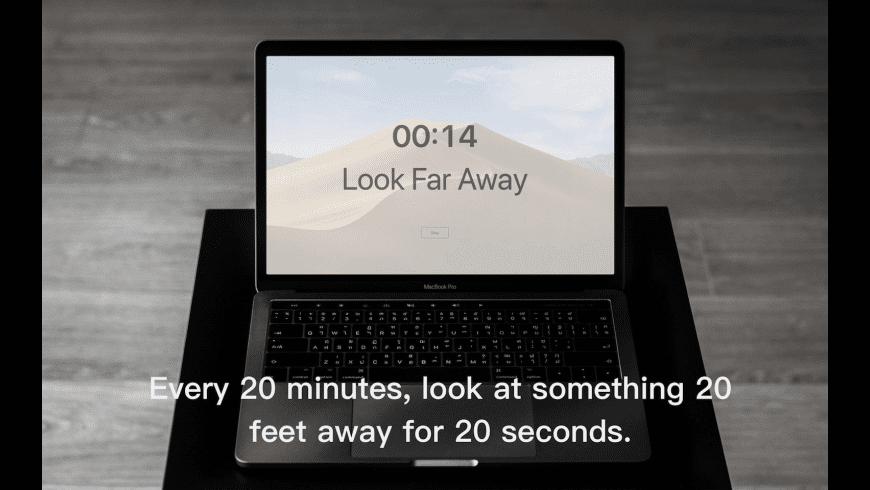 Take a break for Mac - review, screenshots