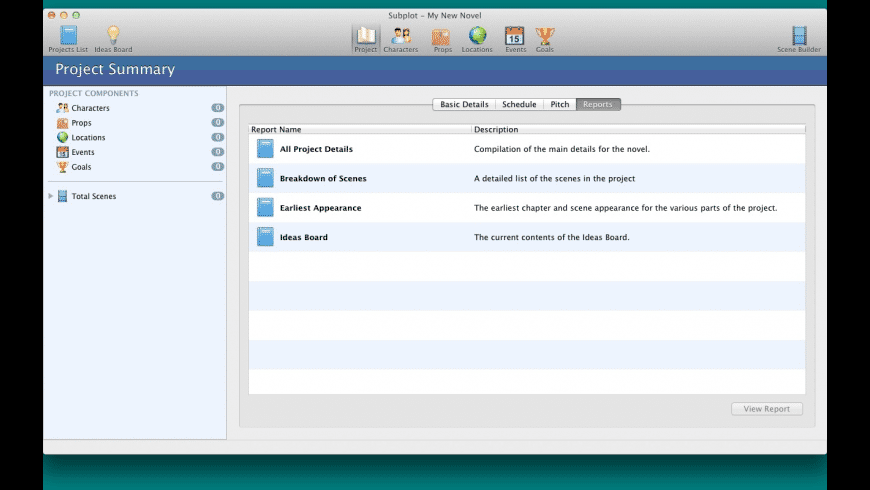 Subplot for Mac - review, screenshots