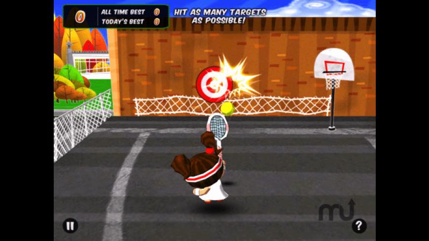 Chop Chop Tennis HD for Mac - review, screenshots