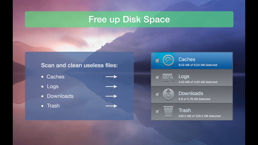 ClearDisk for Mac - review, screenshots