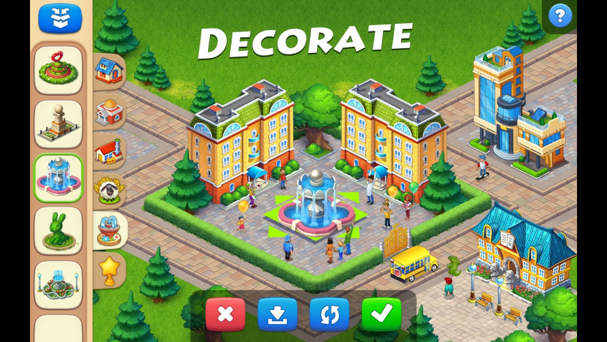 Township for Mac - review, screenshots