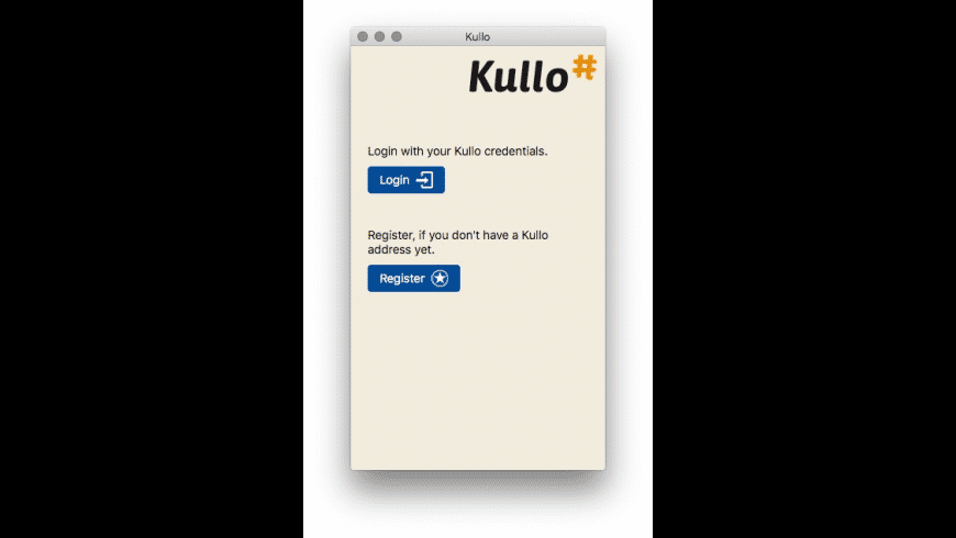 Kullo for Mac - review, screenshots
