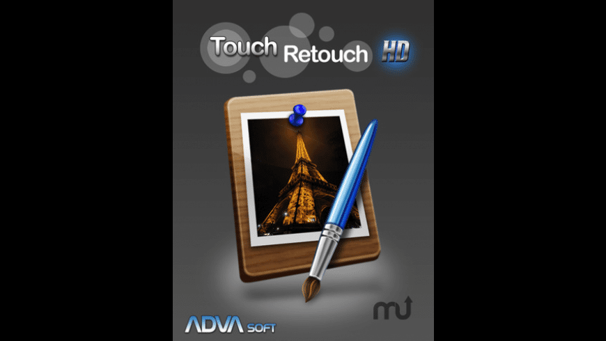 TouchRetouch HD for Mac - review, screenshots