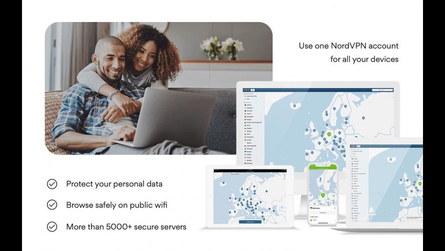 NordVPN for Mac - review, screenshots