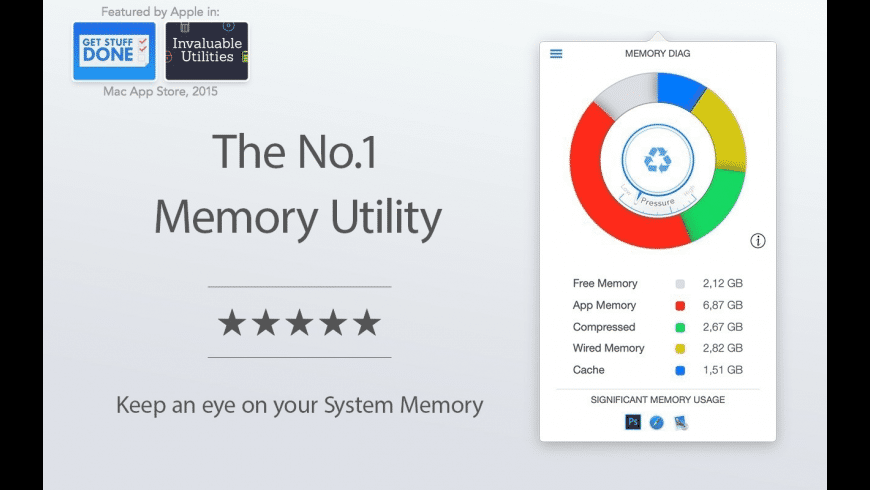 Memory Diag for Mac - review, screenshots
