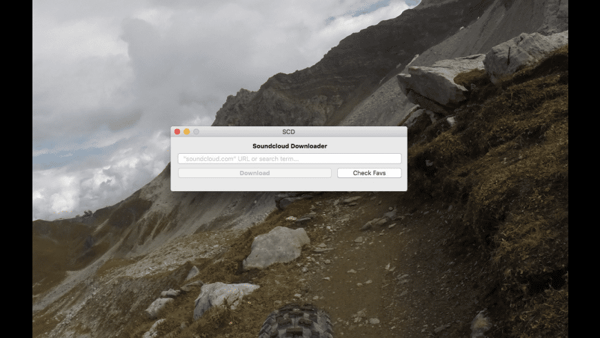 Soundcloud Downloader for Mac - review, screenshots
