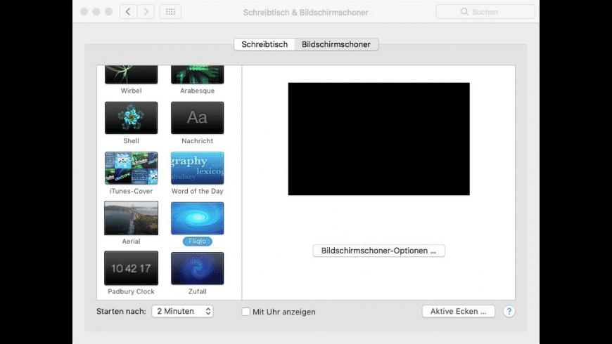 Fliqlo for Mac - review, screenshots