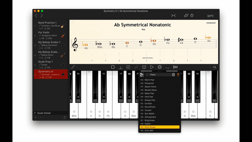 ScaleMaster 2 for Mac - review, screenshots