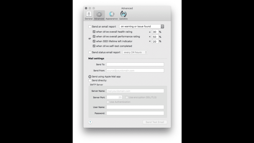 DriveDx for Mac - review, screenshots