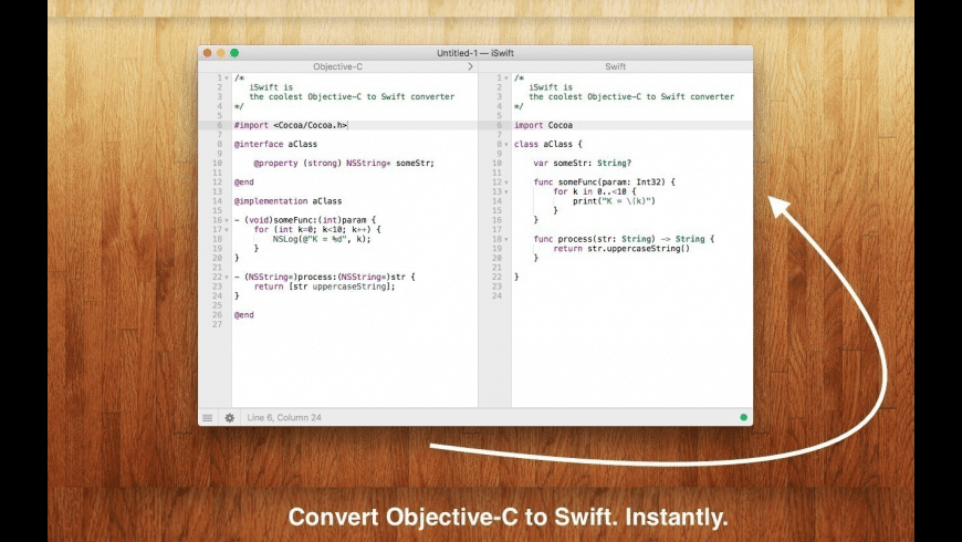 iSwift for Mac - review, screenshots