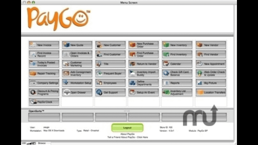 PayGo for Mac - review, screenshots