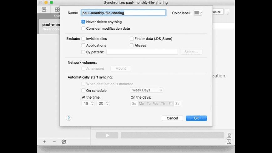 EaseUS Todo Backup for Mac - review, screenshots