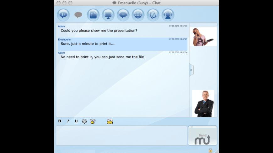 Brosix Instant Messenger for Mac - review, screenshots