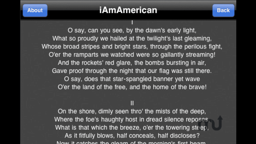 iAmAmerican 4th of July Edition for Mac - review, screenshots